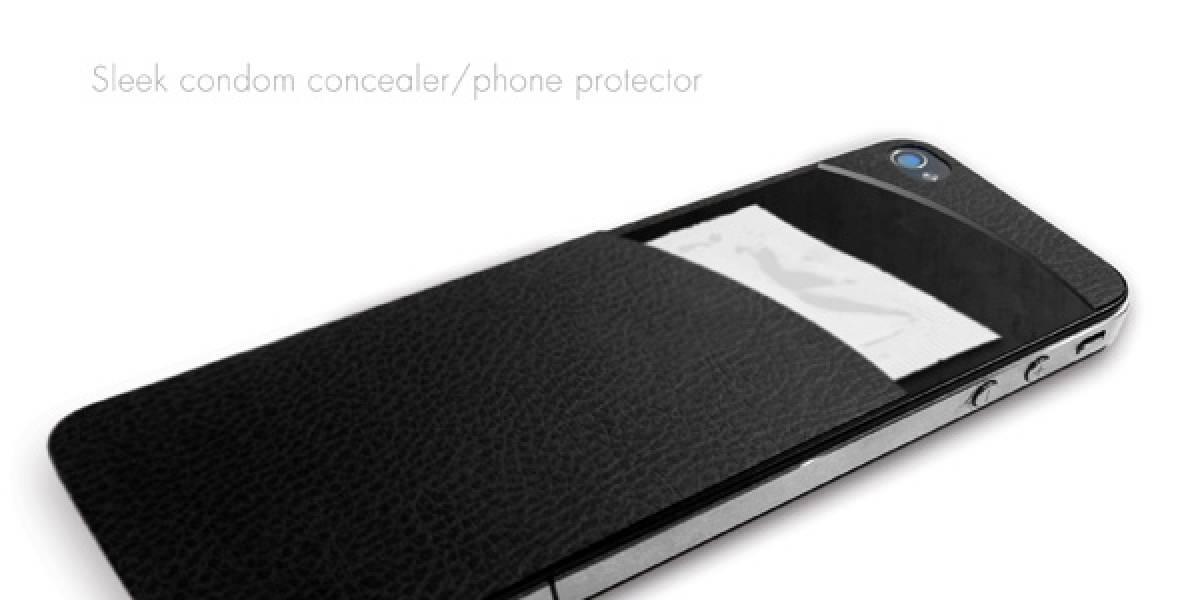 Guardar el condón en la cartera ya pasó de moda, ahora va en el iPhone