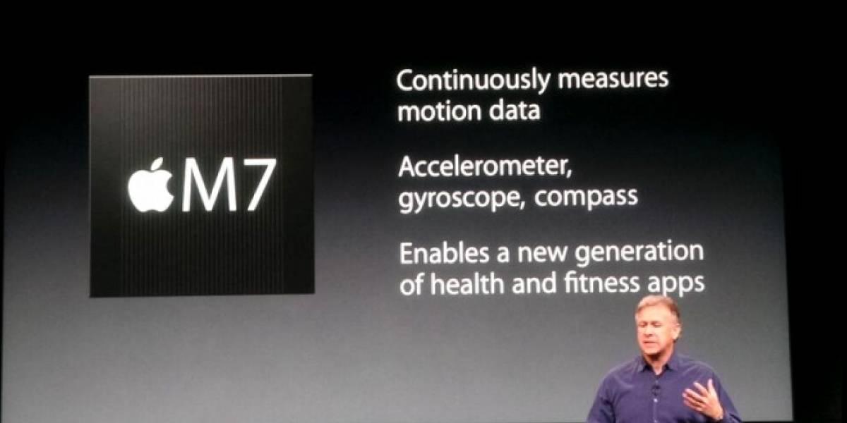 iPhone 5S tendrá un coprocesador especial para monitorear los movimientos