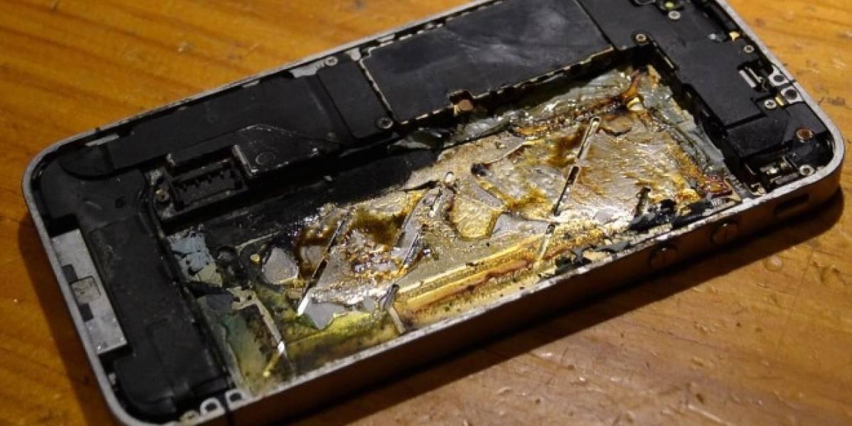 Científicos desarrollan batería de litio que no explota con el calor