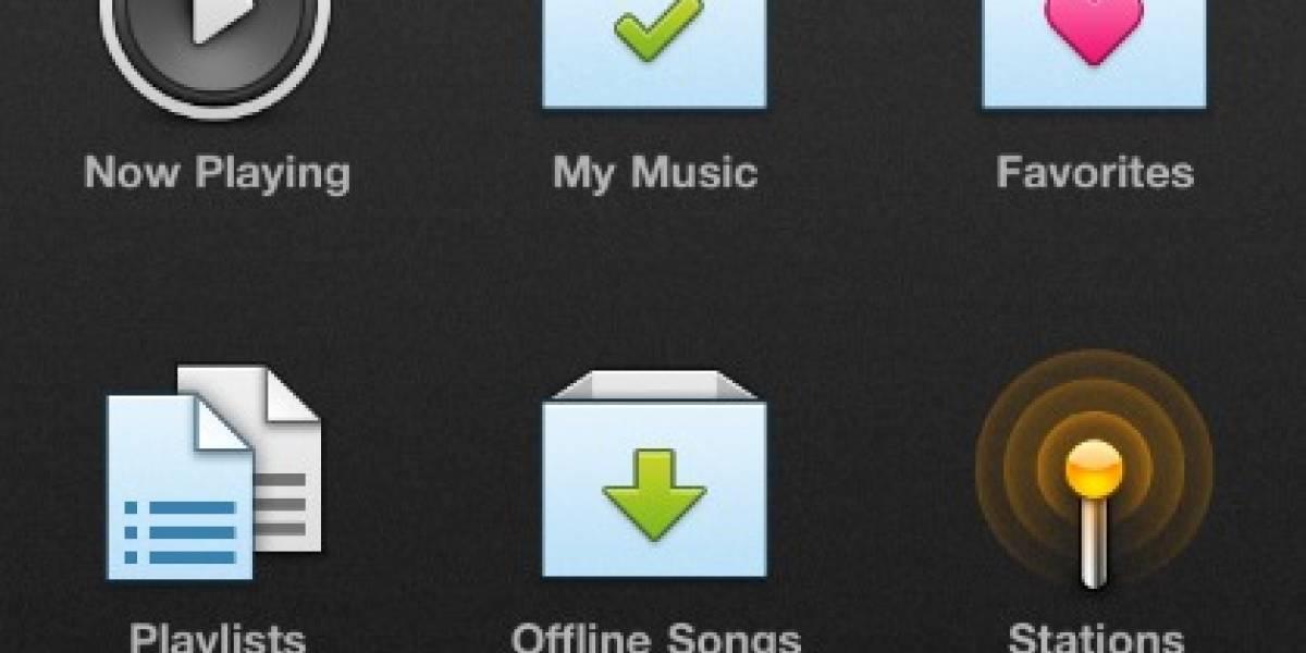 Grooveshark se actualiza