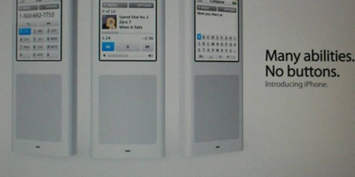 Introducing iPhone... verdad que Apple no puede usar ese nombre
