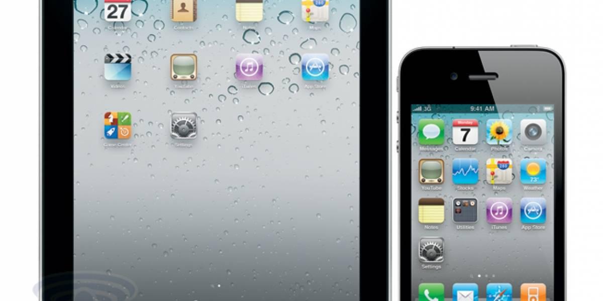 Futurología: Apple quitará los botones de inicio a los próximos iPhone y iPad