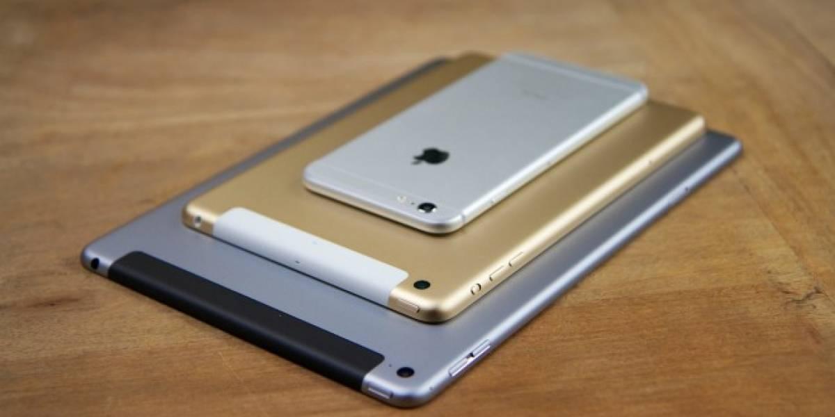 Estas serían las especificaciones del iPad Pro de 12 pulgadas
