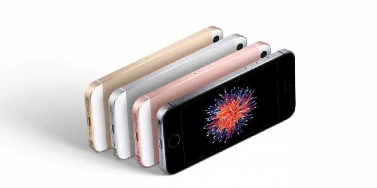 Asi se compara el iPhone SE frente otros Android de gama alta