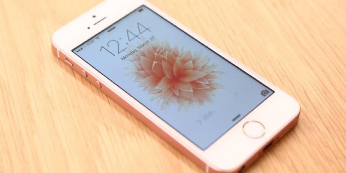 El iPhone SE ya está a la venta oficialmente en Chile