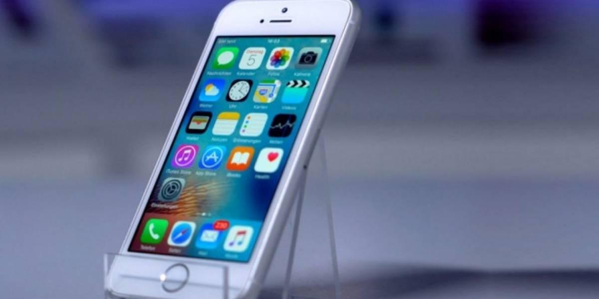 Esta carcasa convierte tu iPhone SE en un iPhone 6
