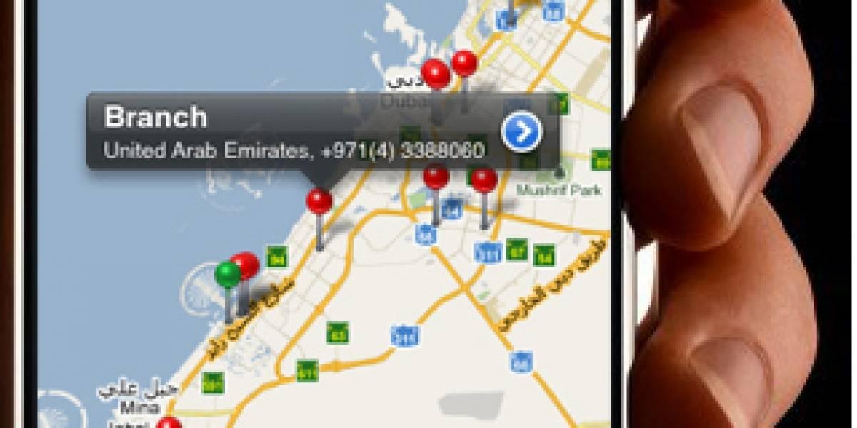 iPhone y iPad rastrean-almacenan ubicación de usuarios