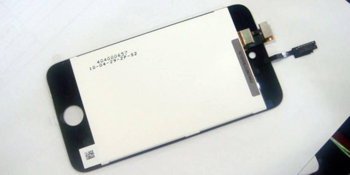 Futurología: iPod Touch 4G con pantalla Retina y doble cámara en pocas semanas más