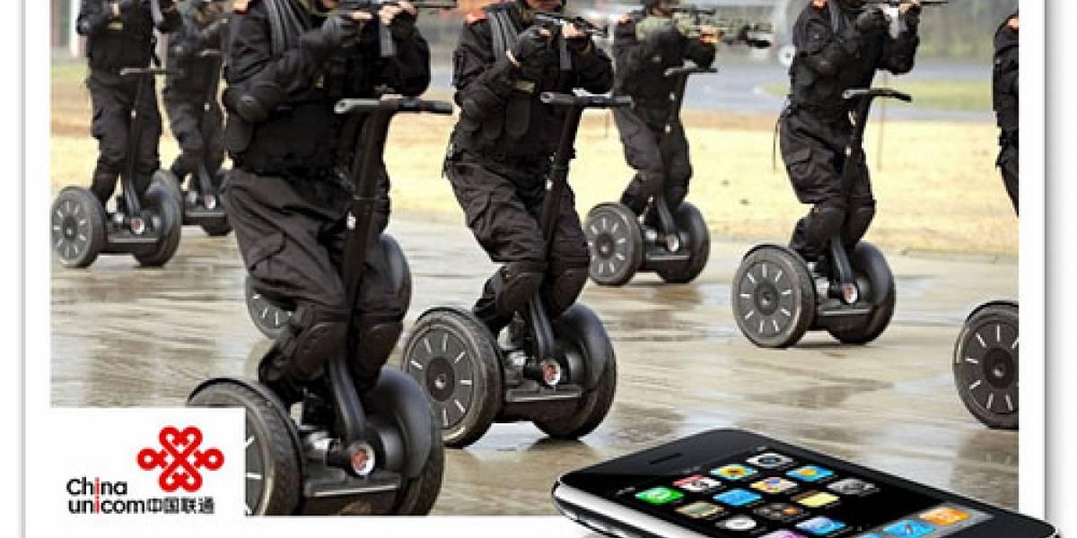Operadoras chinas se pelean por el iPhone 4