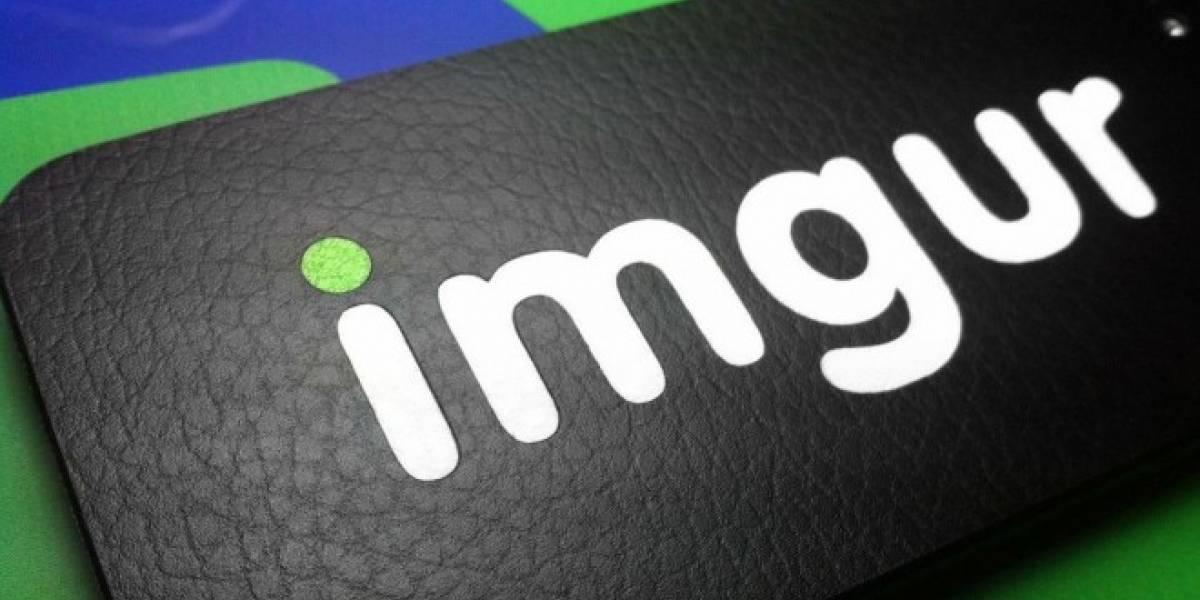 Imgur lanza su primera aplicación nativa para Android