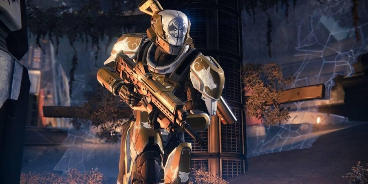 Más detalles de la actualización de Destiny: Chat de voz y Iron Banner