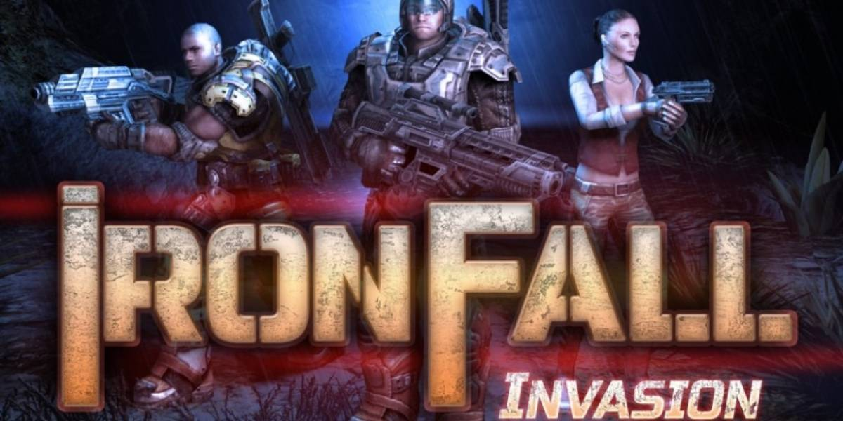 IronFall Invasion no es Gears of War para 3DS
