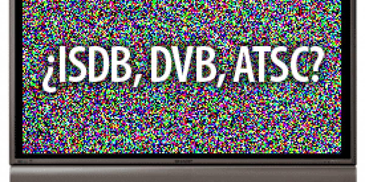Norma de televisión digital para Chile se decidirá el 2008