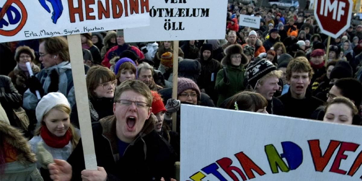 En Islandia harán una nueva constitución vía Internet