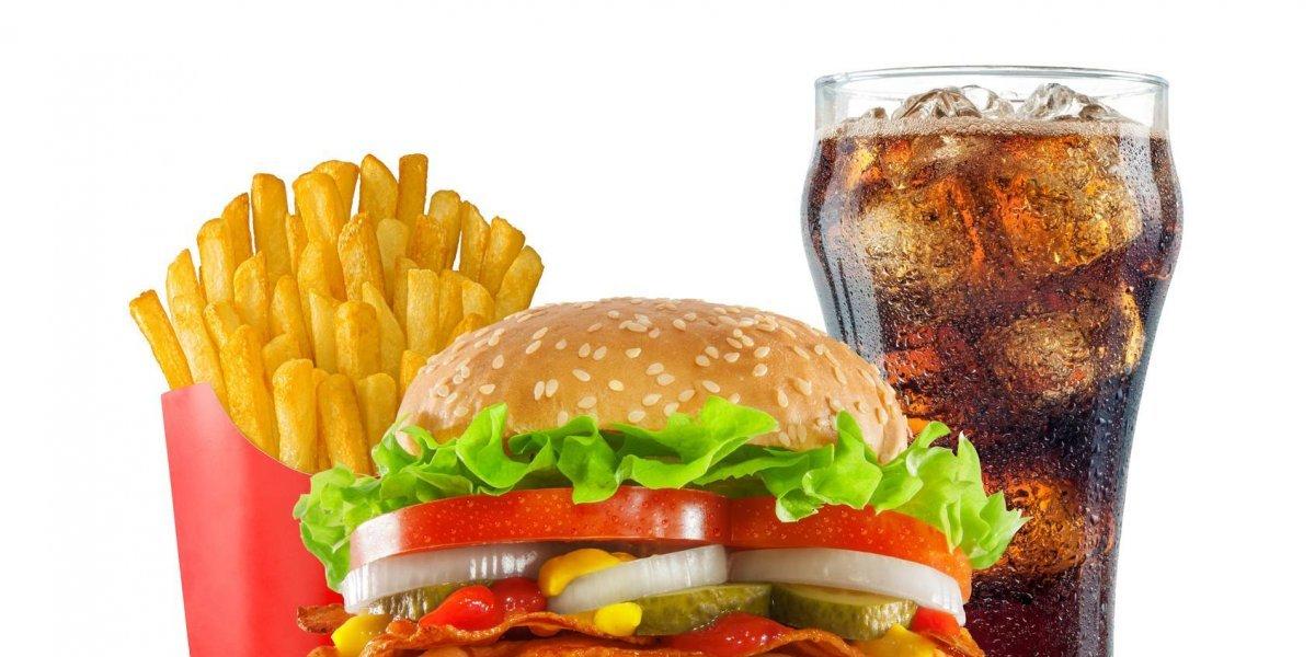"""Estudio muestra que la comida rápida puede hacer que su sistema inmune sea más """"agresivo"""""""
