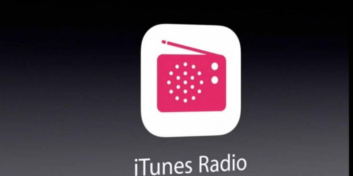 Apple pondrá anuncios personalizados en el streaming de iTunes Radio