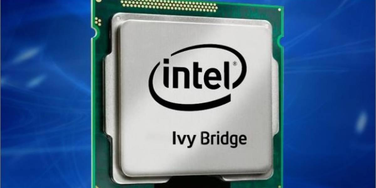Ivy Bridge-DT fotografiado con rayos-X