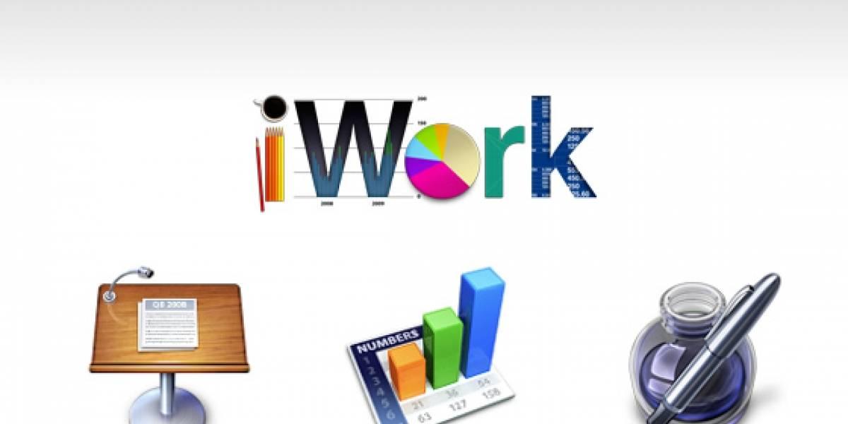 iWork para iPad - W Labs
