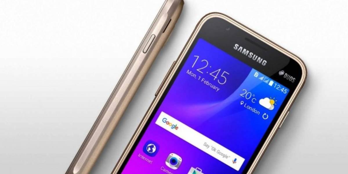 Samsung lanza el megabarato Galaxy J1 Mini en mercados muy, muy lejanos