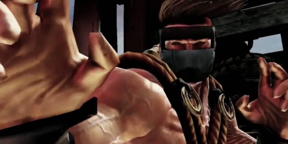 Así se veía Killer Instinct en la Xbox 360