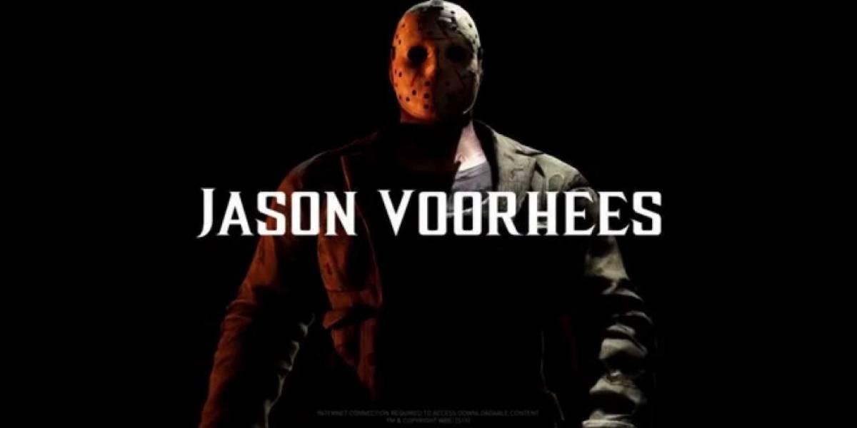 Jason de Viernes 13 anunciado para Mortal Kombat X