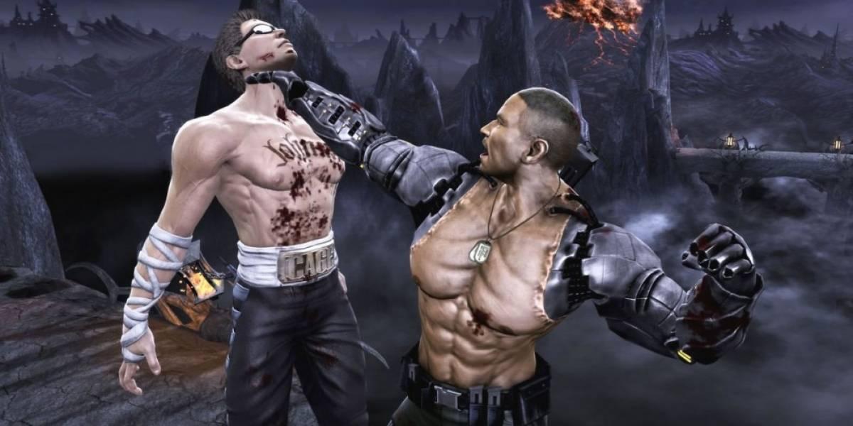 La Familia Briggs en el nuevo tráiler de Mortal Kombat X