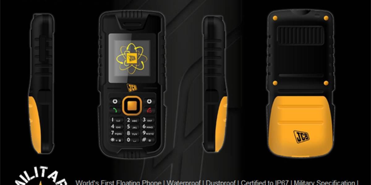 Presentan el primer teléfono móvil flotante del mundo