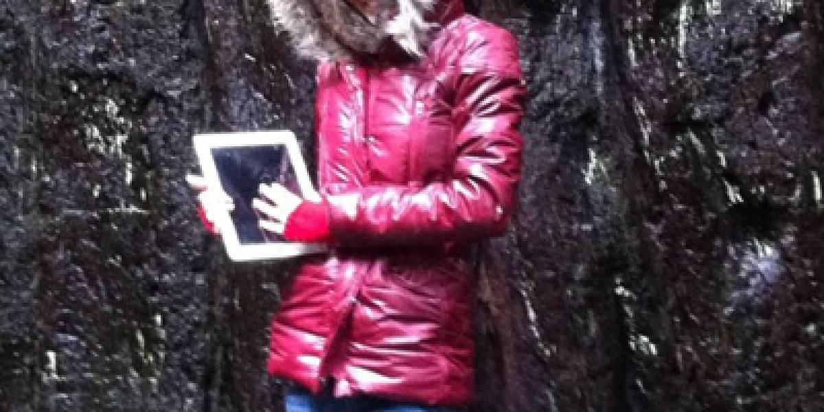 Joven propone matrimonio con un iPad 2