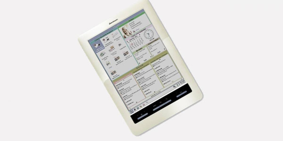 CES 2012: Ectaco presentó a jetBook, su eReader a full color