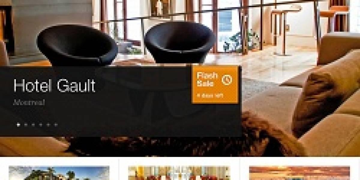 App de viajes para iPad te muestra los hoteles en fotos de 360º