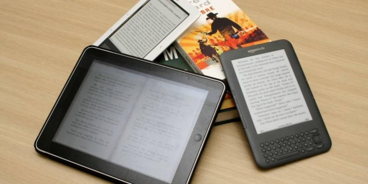 Las ventas de libros digitales se duplican año a año y el papel baja