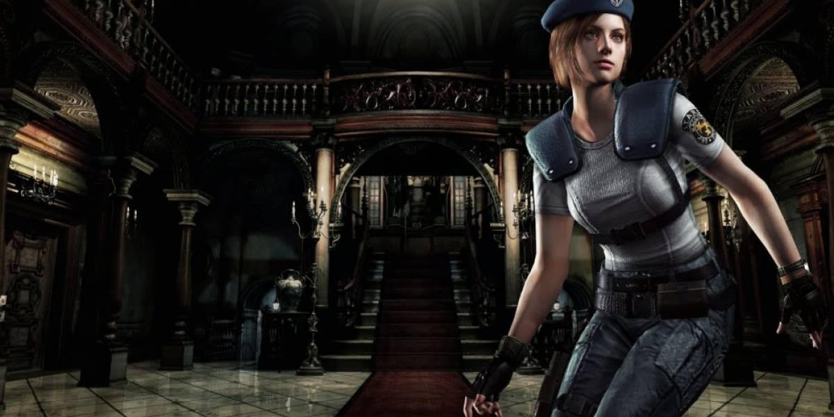 Primer tráiler de Resident Evil HD