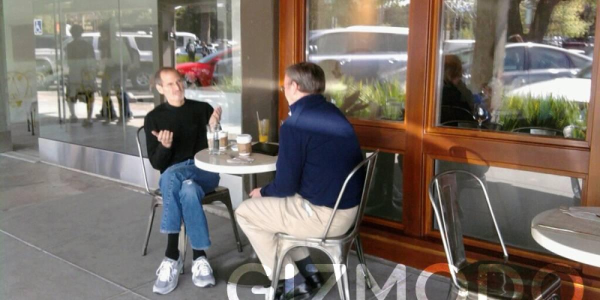"""Eric Schmidt: """"Los trabajos de Android comenzaron antes que los de iOS"""""""
