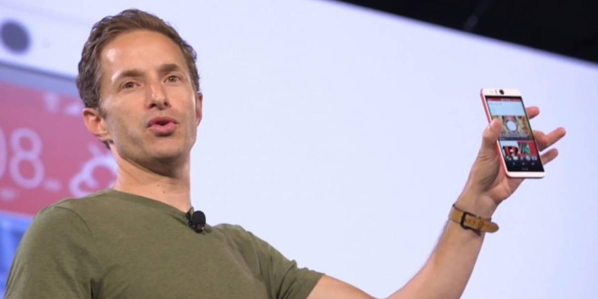 Renuncia Jonah Becker, diseñador del HTC One M9