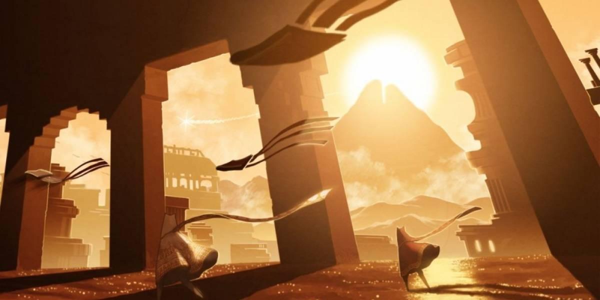 Journey llegará también a PS4 y correrá a 60fps
