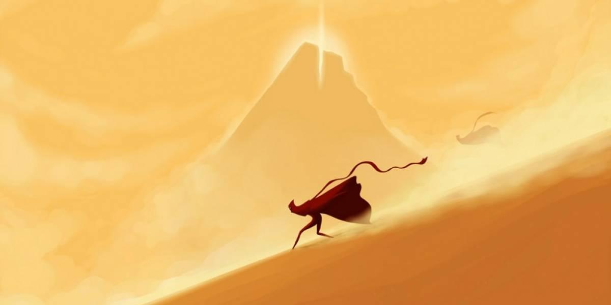 Journey llega a PS4 el 21 de julio