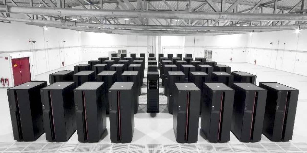 Los 500 computadores mas rapidos del orbe