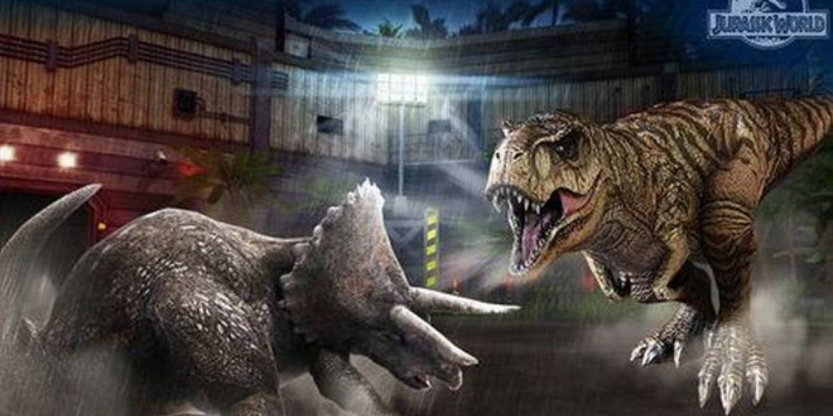 Jurassic World: The Game ya está disponible en iOS
