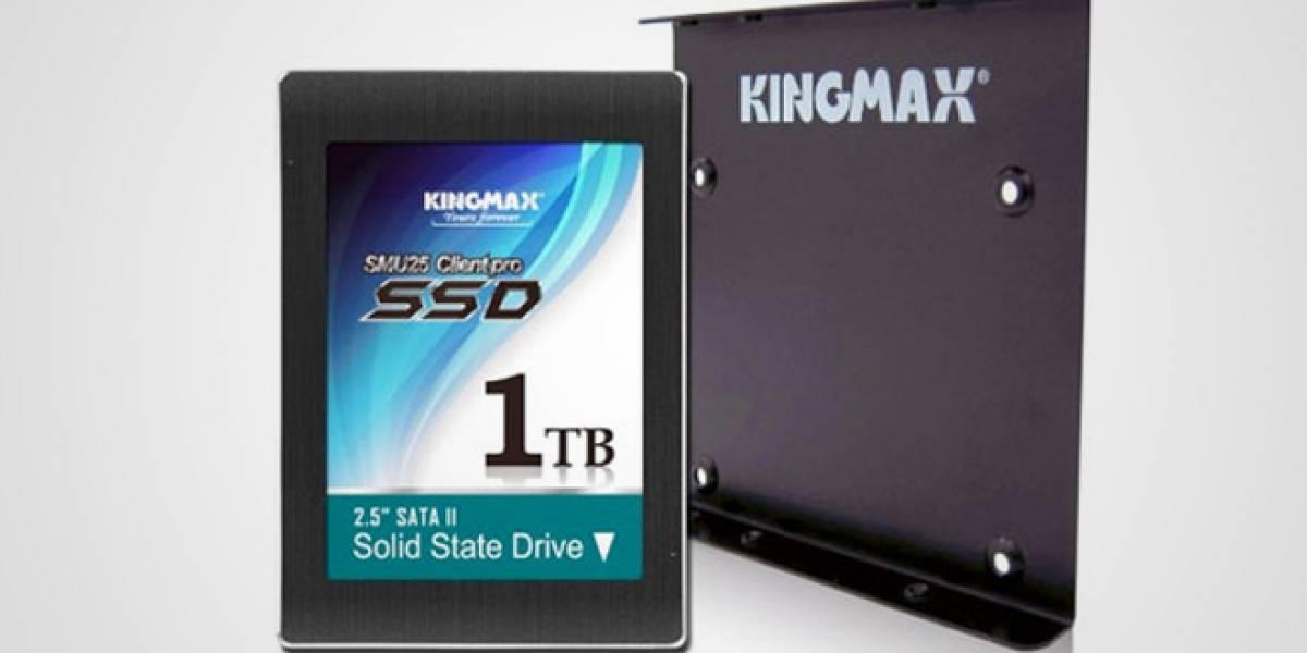 En Japón estrenan SSD de 1TB a USD$1.490