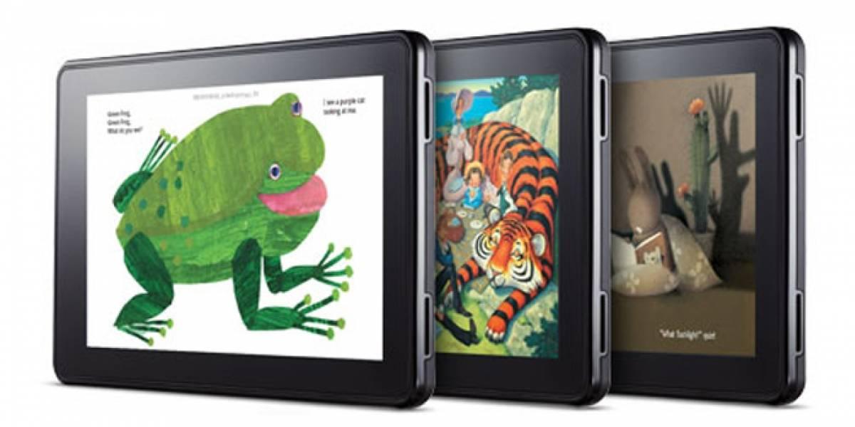 El Kindle Fire le habría robado USD$1000 millones en ventas al iPad en navidad