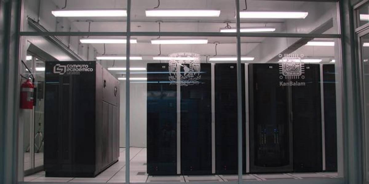 El computador mas rapido de América Latina