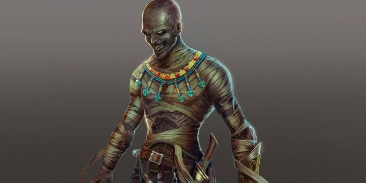 Conozcan a Kan-Ra, el nuevo personaje para Killer Instinct