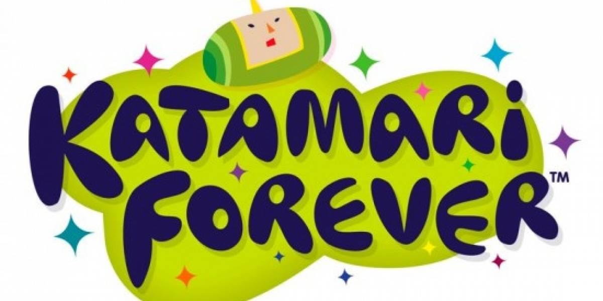 Katamari Forever en exclusiva para el PS3
