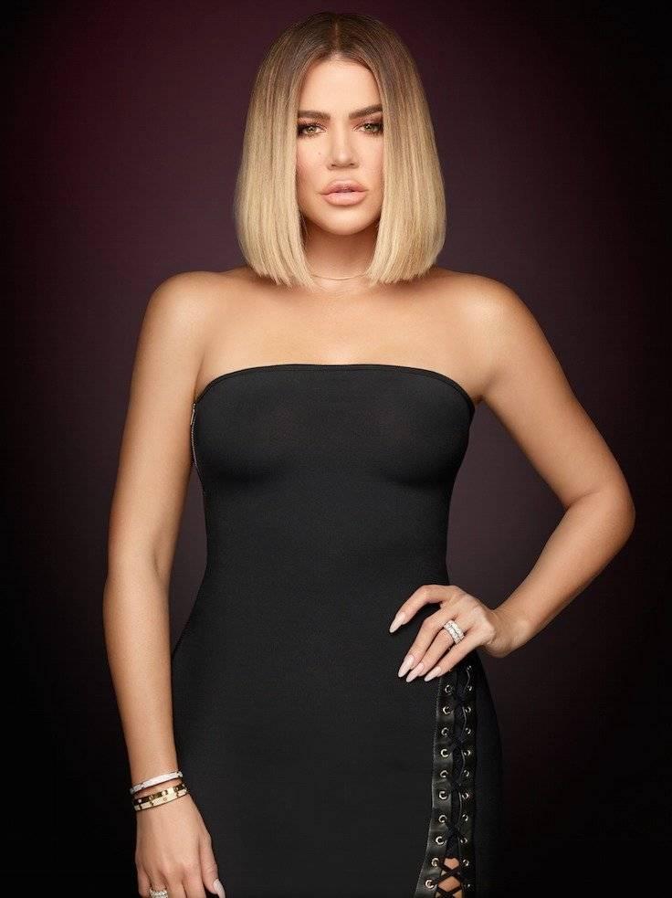 Khloé Alexandra Kardashian Foto: E!