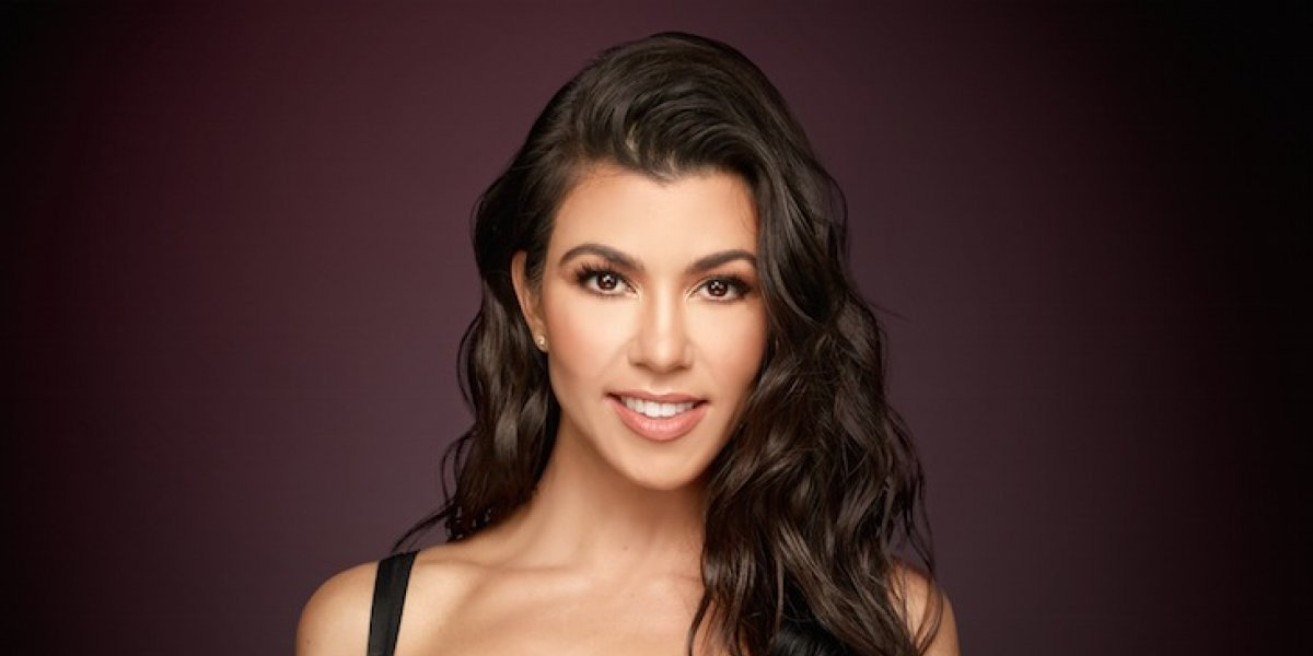 FOTO. Leggings traicionan a Kourtney Kardashian y remarcan sus atributos