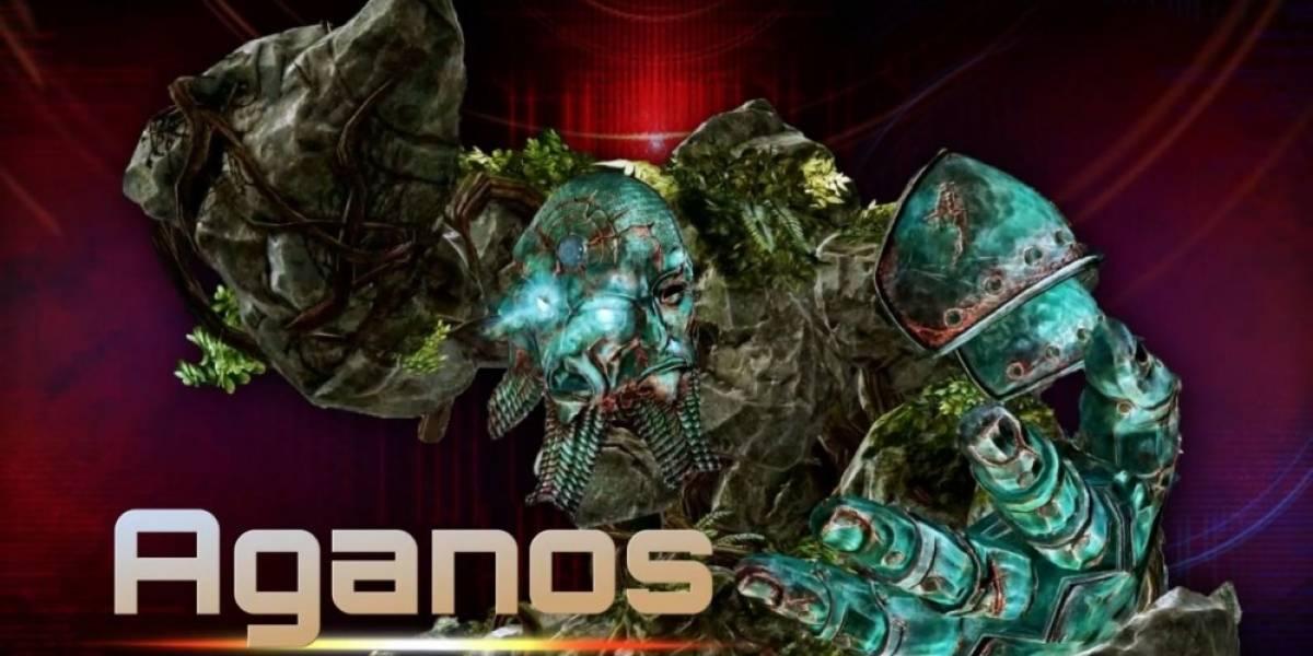Aganos protagoniza el nuevo tráiler de Killer Instinct