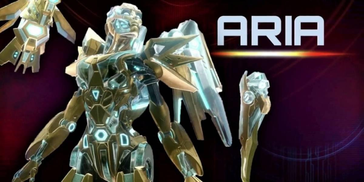 Aria llega a Killer Instinct acompañada de nuevo tráiler
