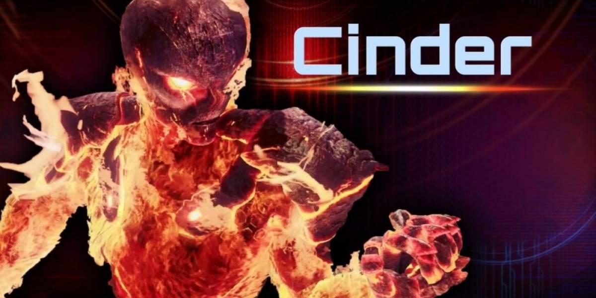 Nuevo tráiler de Killer Instinct nos presenta a Cinder en acción