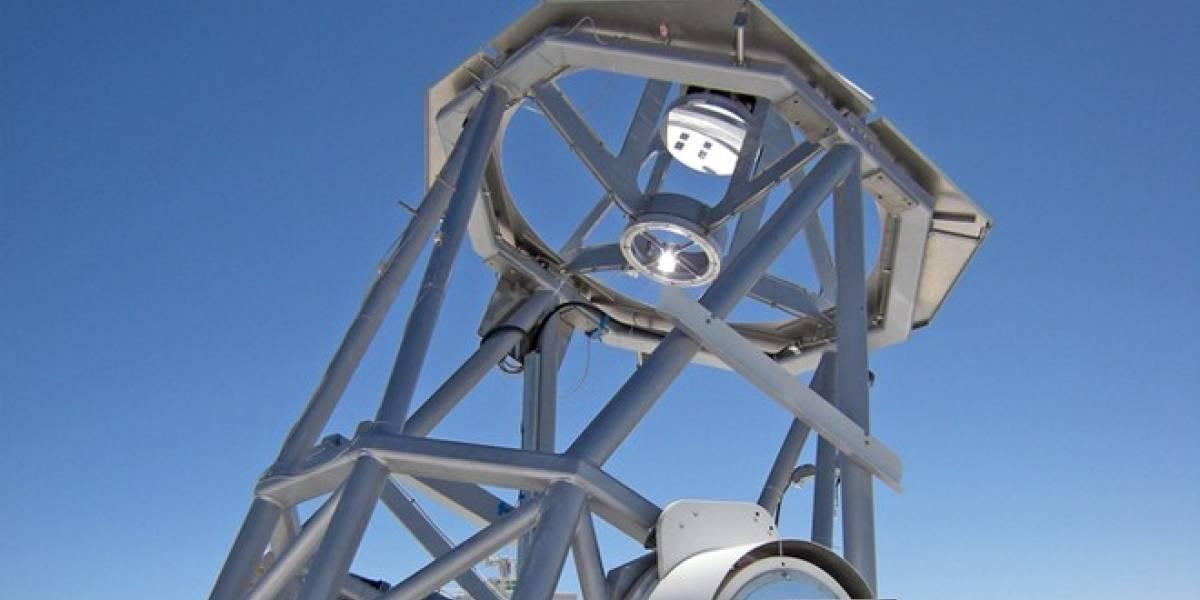 Tenerife estrena el telescopio solar más grande de Europa