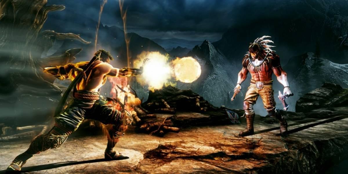 Killer Instinct en Xbox One corre a 90 cuadros por segundo